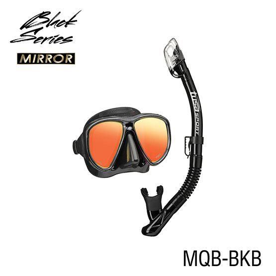 UC-1625MQB Serene Mirror Black Series Adult Combo