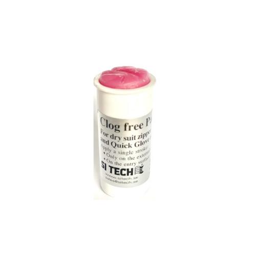 SI-TEC Paraffin Stick 20g für Metallreissverschluss